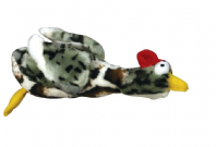 Rosewood Chubleez Quackers Squeak Dog Toy
